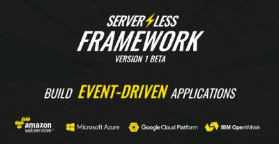 祝! Serverless Framework 1.0 Beta版リリース