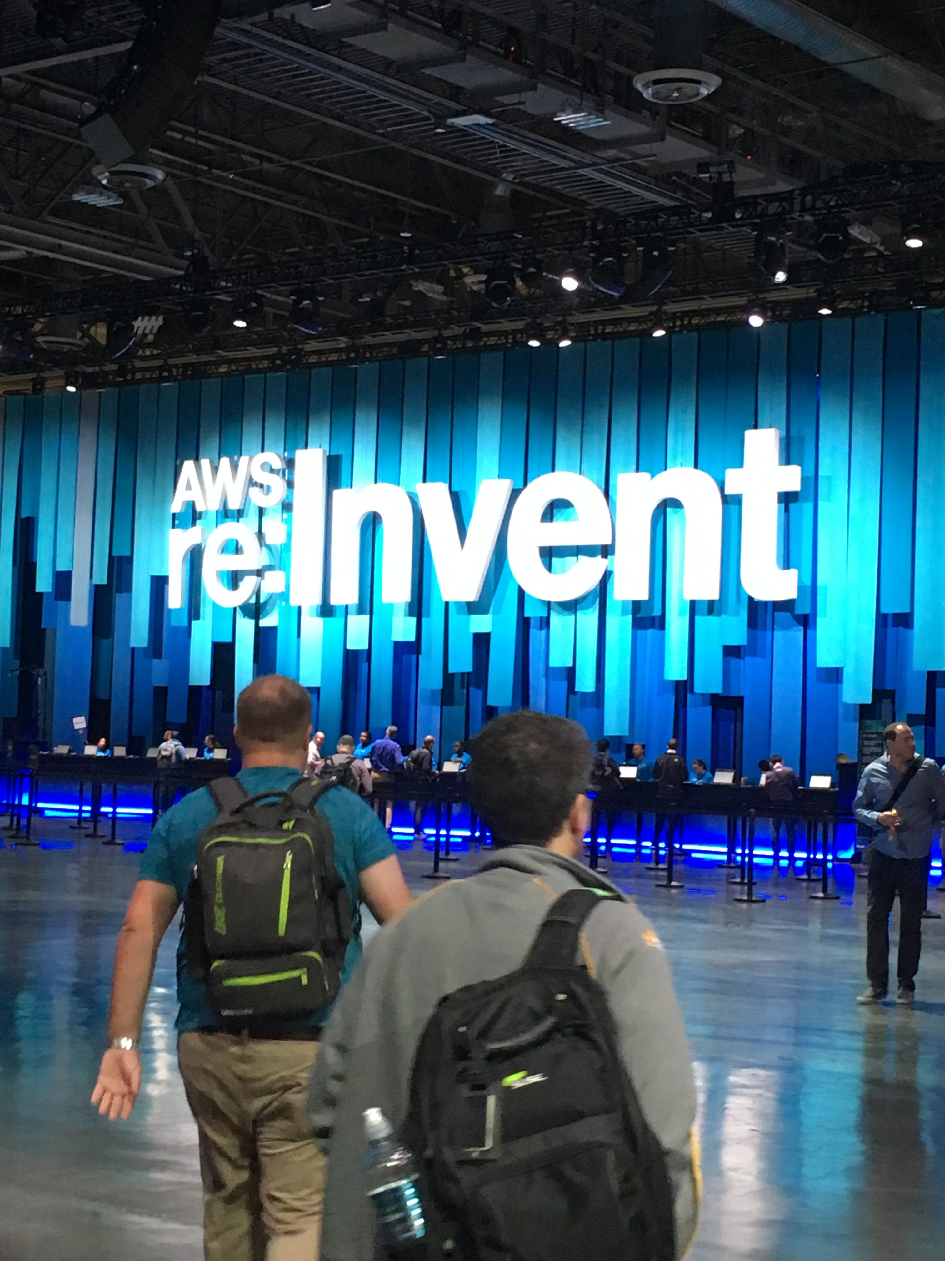 【re:Invent2017】AWS re:Invent 2017にやってきました