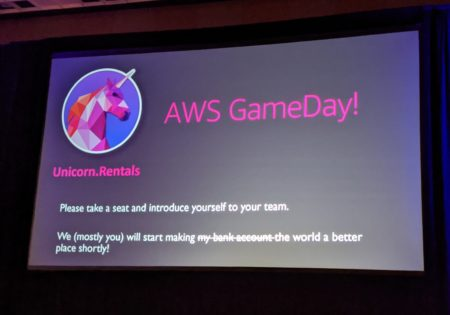 [re:Invent 2019] GameDayはいいぞ #awsreinvent2019